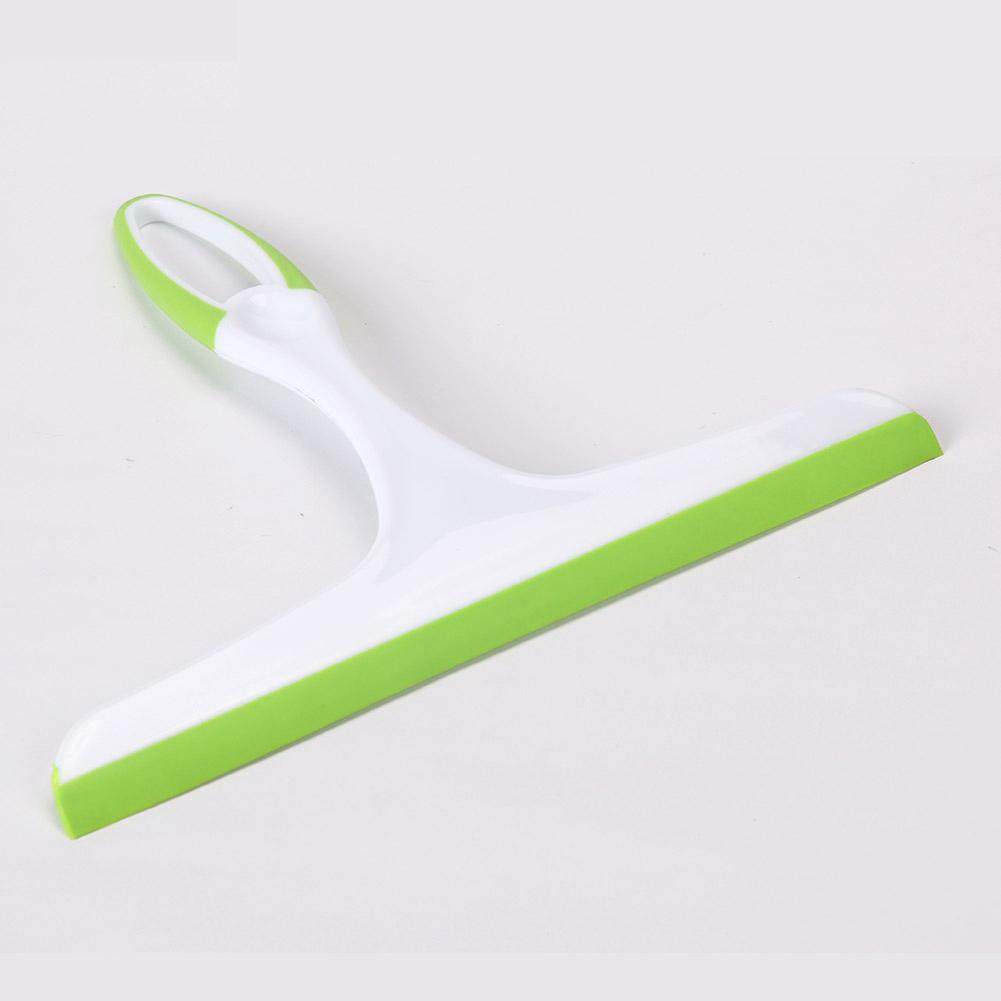 Duschabzieher fensterabzieher wischer duschwischer gr n for Kunststoff fensterscheiben
