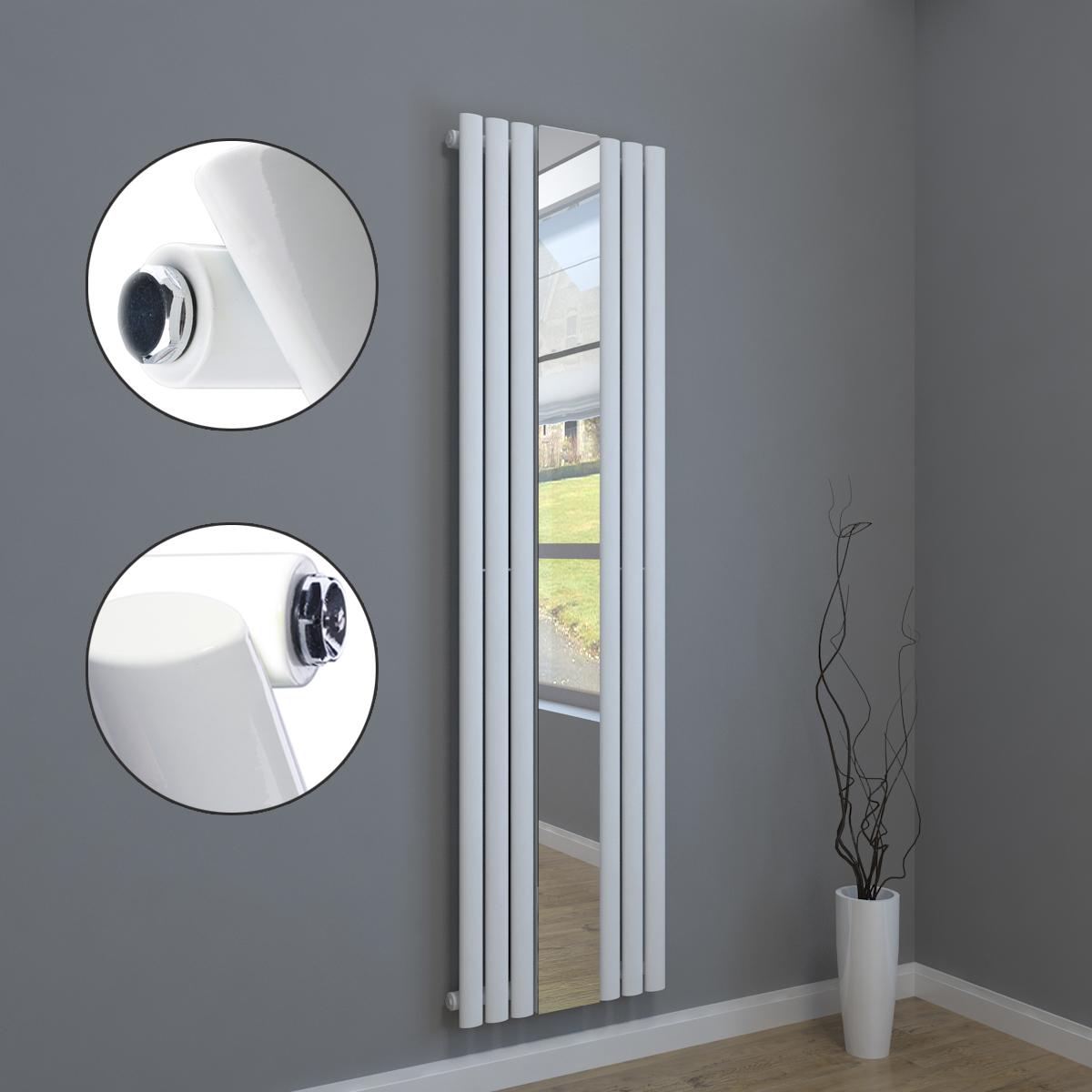 moderne heizk rper anthrazit wei mittelanschluss 500x1800 paneelheizk rper ebay. Black Bedroom Furniture Sets. Home Design Ideas