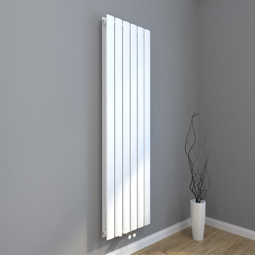 1800x462mm flachheizk rper badheizk rper vertikal heizung mittelanschluss wei ebay. Black Bedroom Furniture Sets. Home Design Ideas