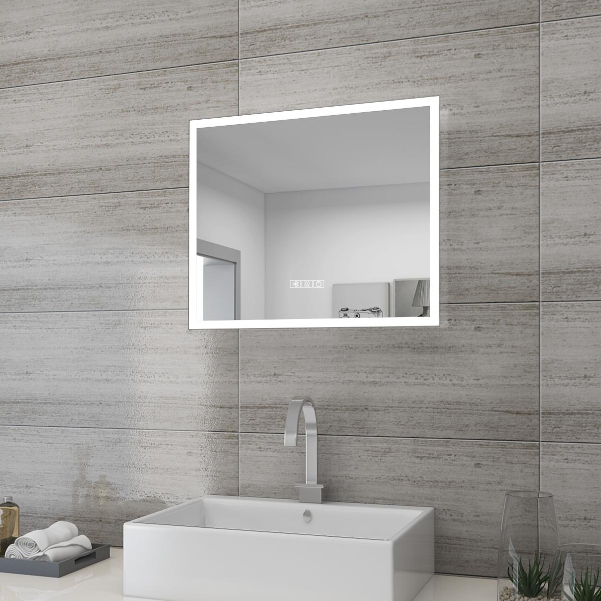 led bad spiegel badspiegel lichtspiegel mit beleuchtung